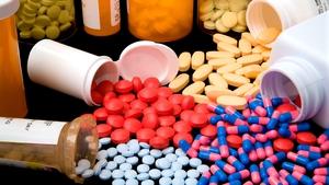 Разные группы антибиотиков