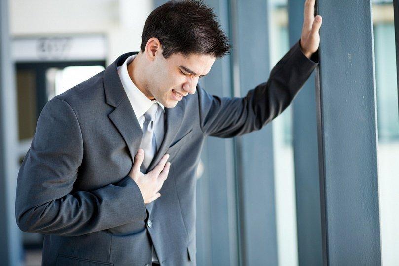 Нарушения в работе сердечно-сосудистой системы