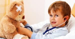Парацетамол эффективен у детей