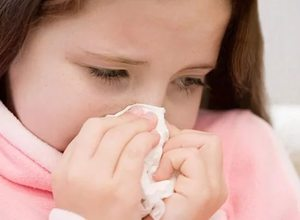 Как лечить острый назофарингит у ребенка