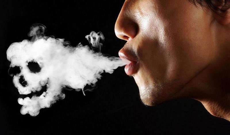 Курение спайса