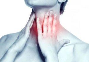 Заболевание горла трахеит