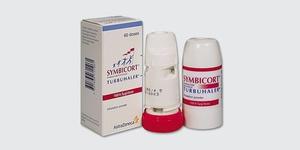 Порошковый ингалятор Симбикорт при бронхиальной астме