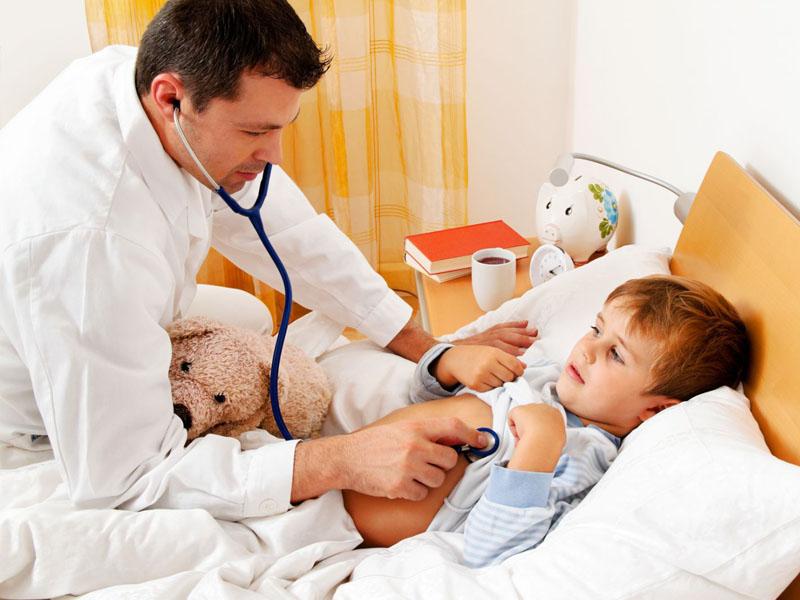 Врач посоветует как лечить ребенка