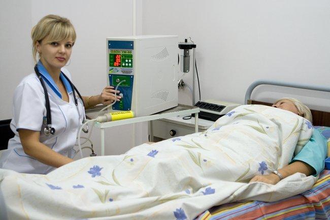 Процедуры для лечения отравления