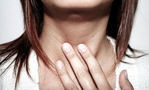 Как избавиться от кости в горле