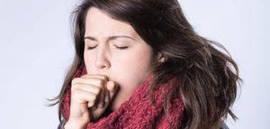 Надрывный кашель у взрослых
