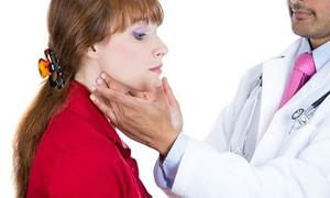 Лечение проблем с щитовидной железой