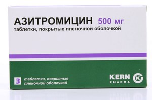 Как лечить заболевания половой сферы Азитромицином