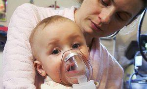 Детский небулайзер для ингалляций при кашле