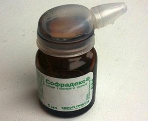Sanofi aventis Софрадекс - средство против отита